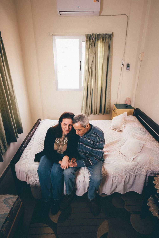 Documentary Photographer Beirut Lebanon Blind Love Wedding Fotojournalismus